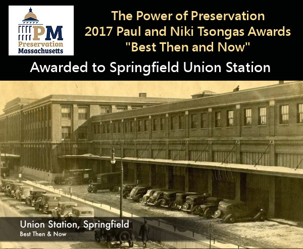 Springfield Redevelopment Authority Springfield Union Station