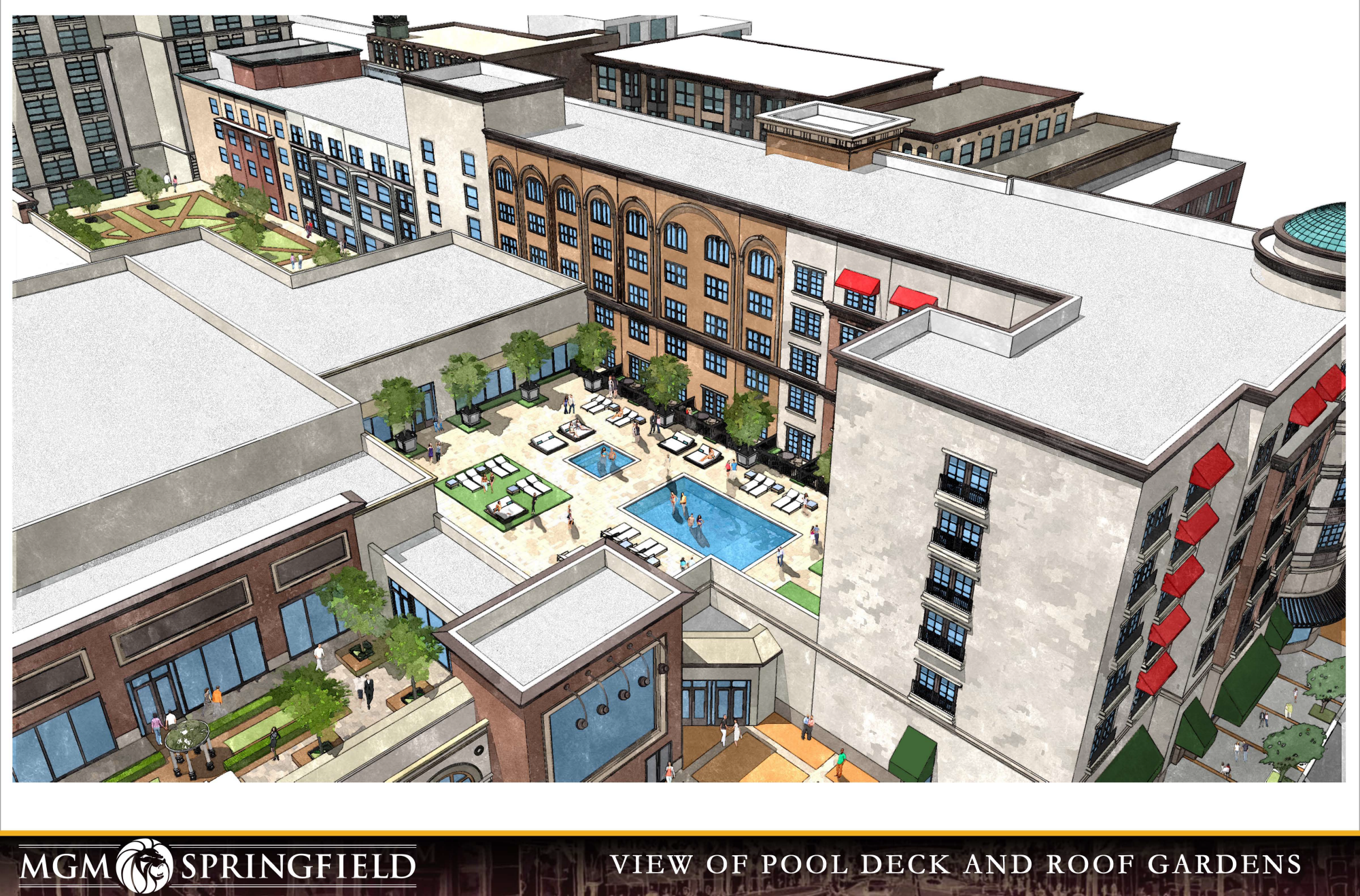 Springfield Redevelopment Authority Casino Information